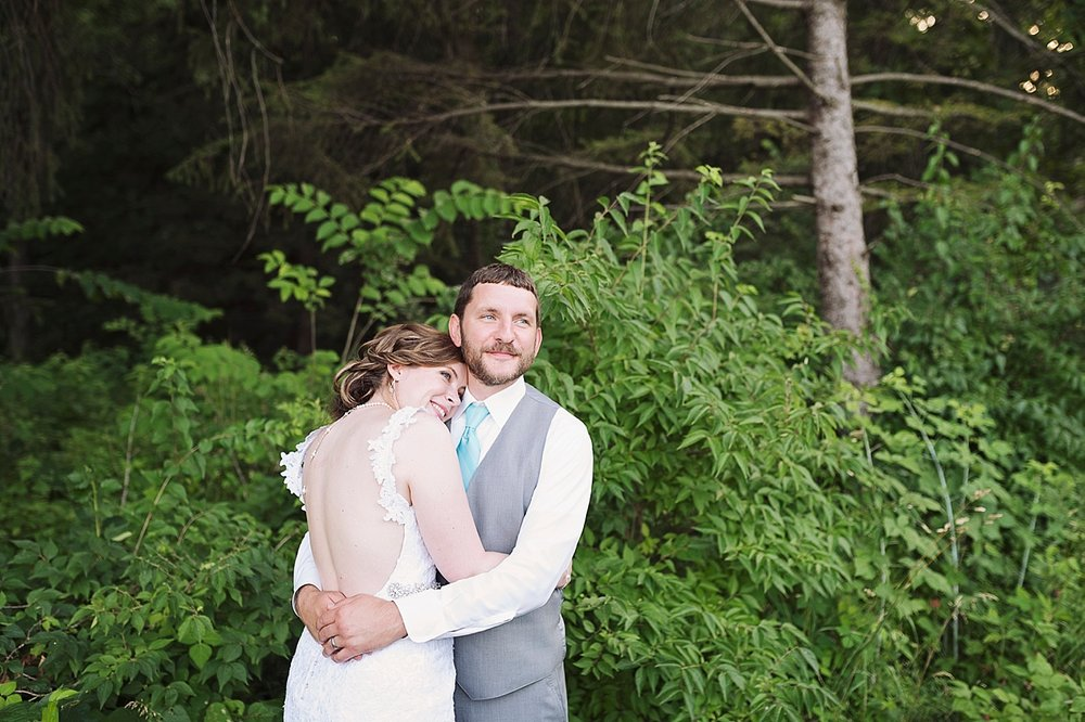 Celebration Farm wedding in Iowa City