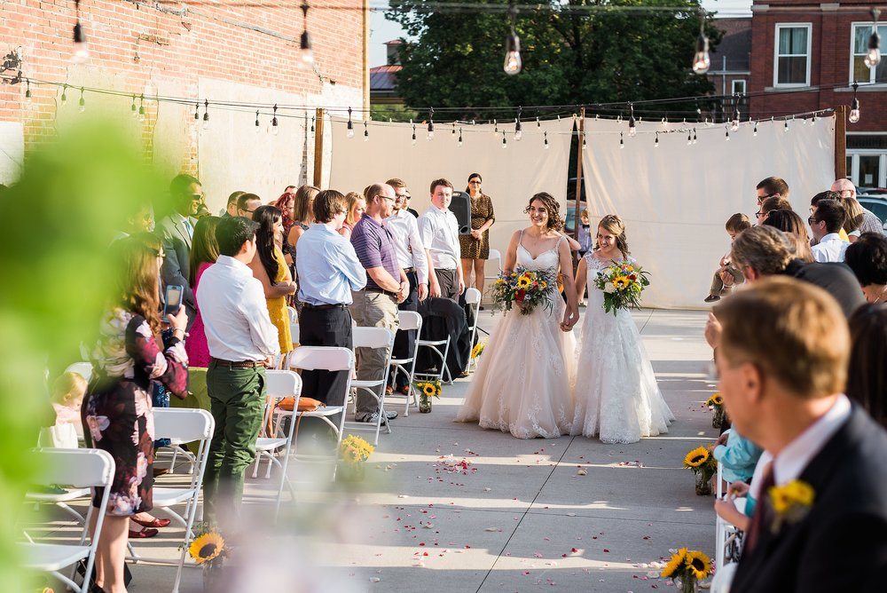 Palmer Stable House Wedding in Solon Iowa