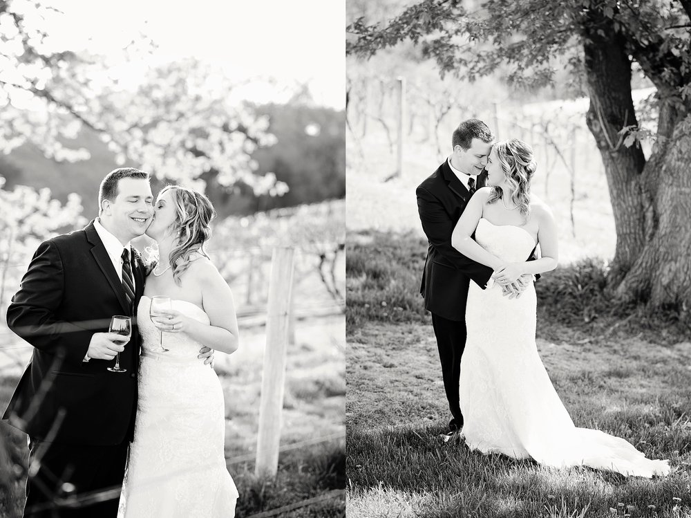 Cedar Ridge Vinyard Wedding