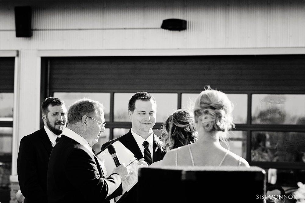 Wedding at Cedar Ridge Winery and Distillery