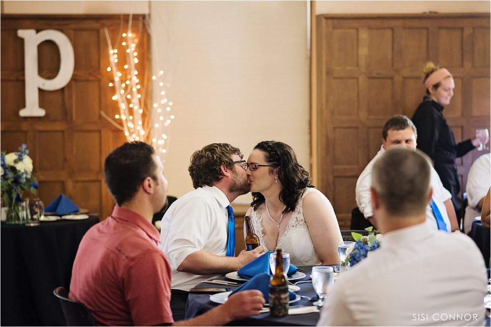 Iowa Memorial Union Wedding Reception | University of Iowa