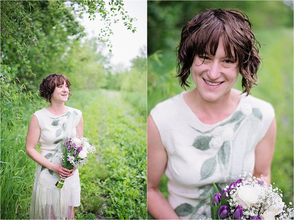 Southern Iowa Countryside Farm Wedding
