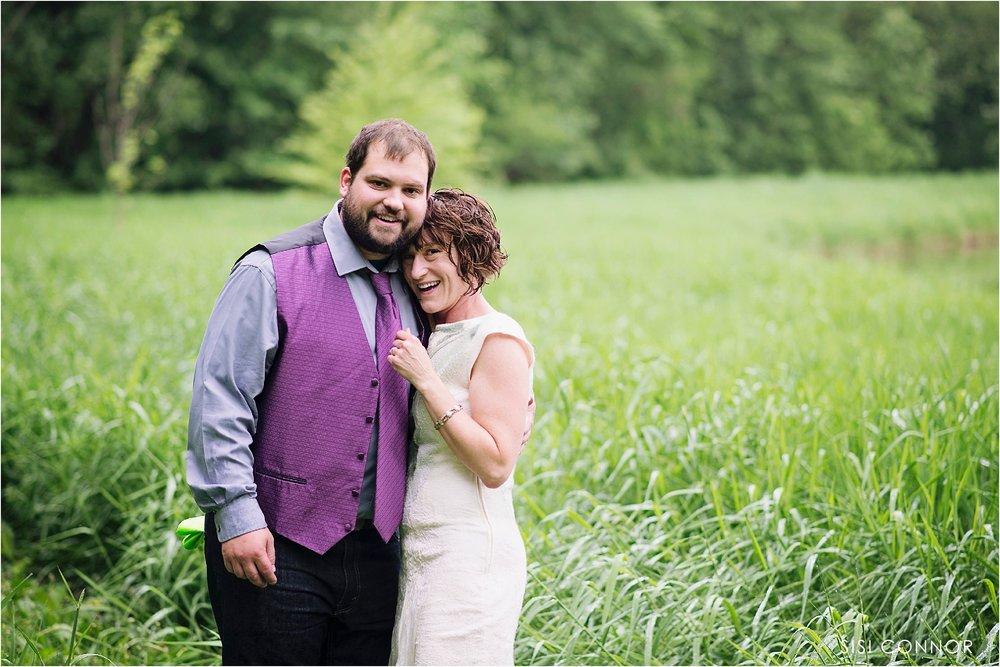 Southern Iowa Countryside Farm Wedding