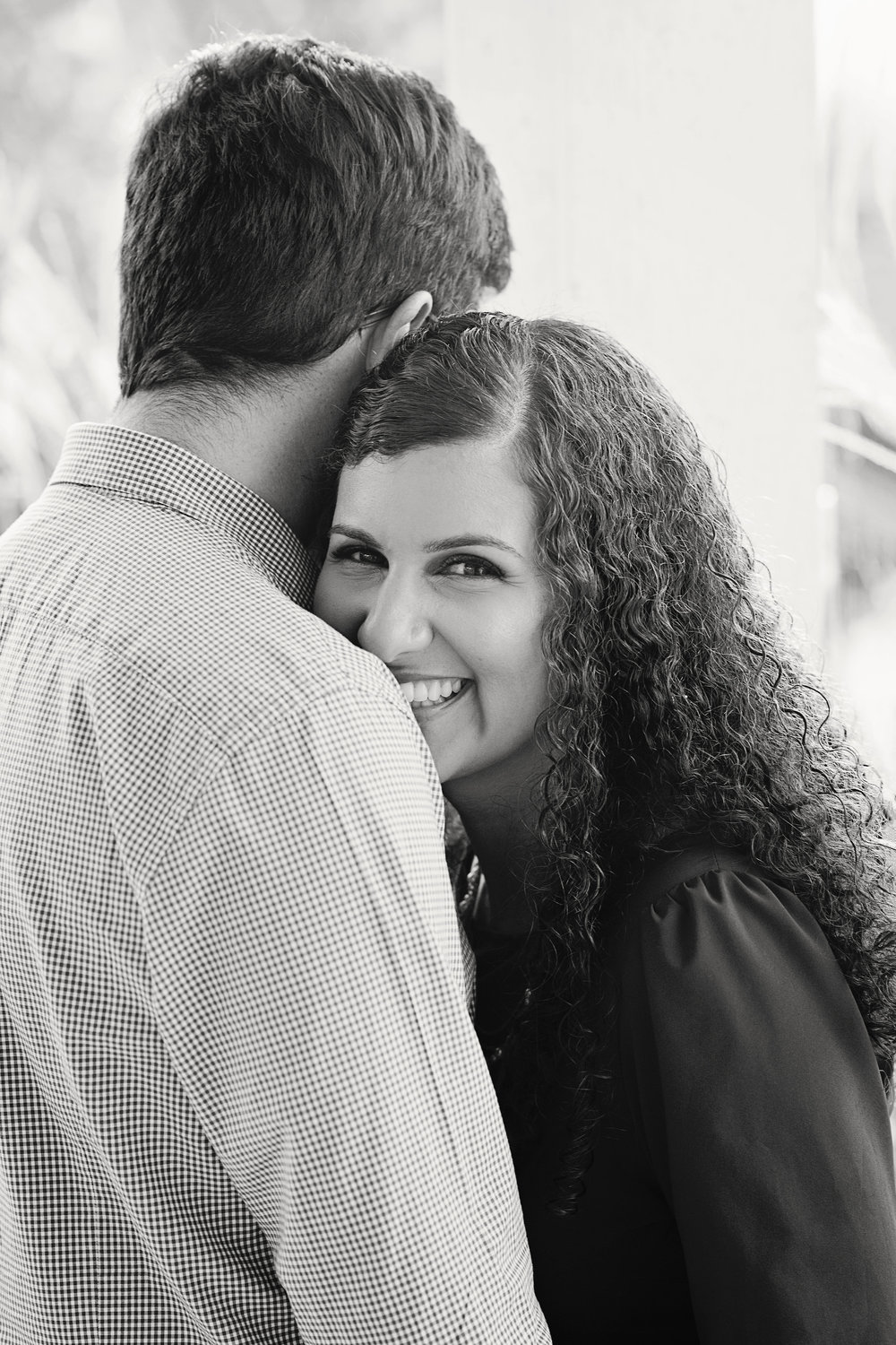 Peninsula Engagement | Iowa City Photographer