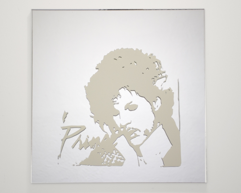 23_EDDIE VILLANUEVA, PRINCE, 12X12IN, ACRYLIC ON MIRROR, 2015.jpg