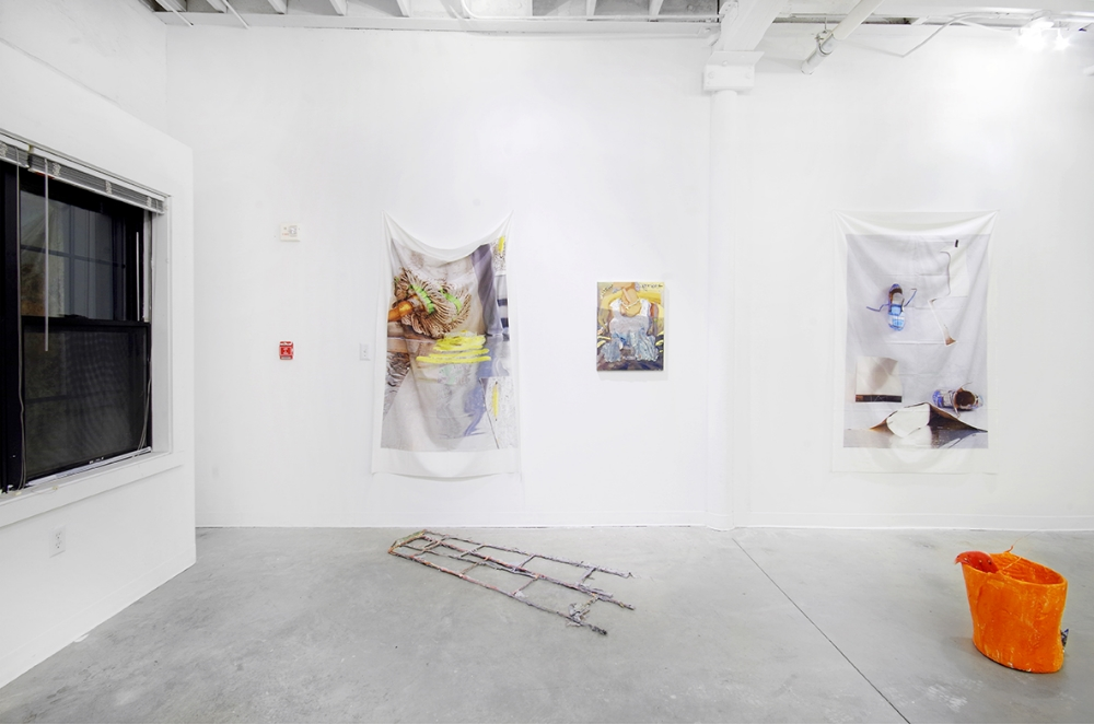Hive and Double, Exhibition, 2016