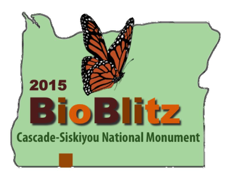 2015 BioBlitz