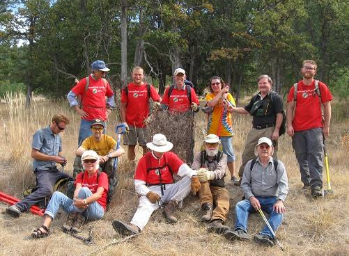 2012 Volunteers on National Public Lands Day are from diverse ages, work and life experiences.