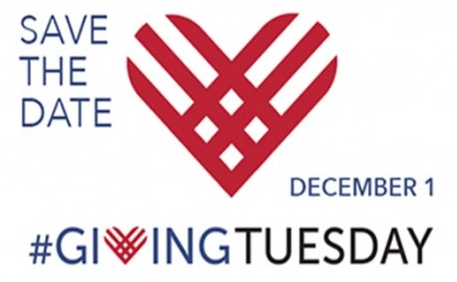 Giving Tuesday Save the Date 2015