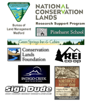 Bioblitz 2016 Fungi sponsors