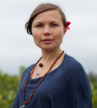 Olga Kukharenko is a culinary artist, holistic chef, yoga teacher and energy worker based - 1411259639138