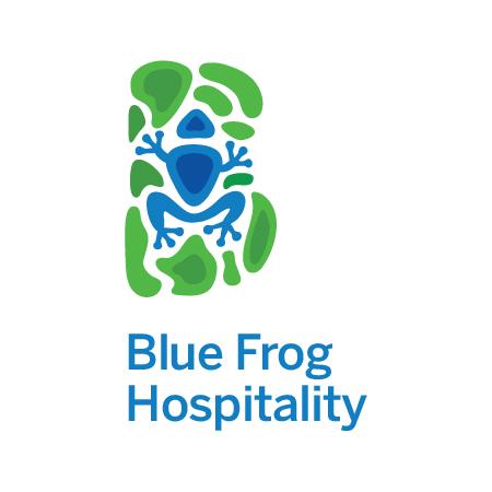 Blue Frog Hospitality logo