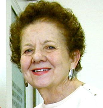 PATSY GREENSTEIN - Vice President