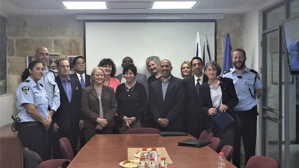 Bay Area and Israeli Top officials meet to discuss combatting human trafficking