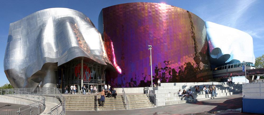 EMP Museum, Seattle, WA.
