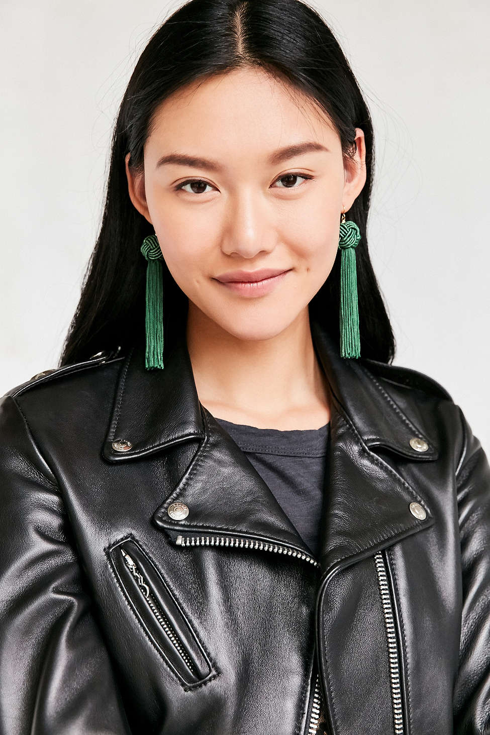 Tassel Earrings, Urban Outfitters