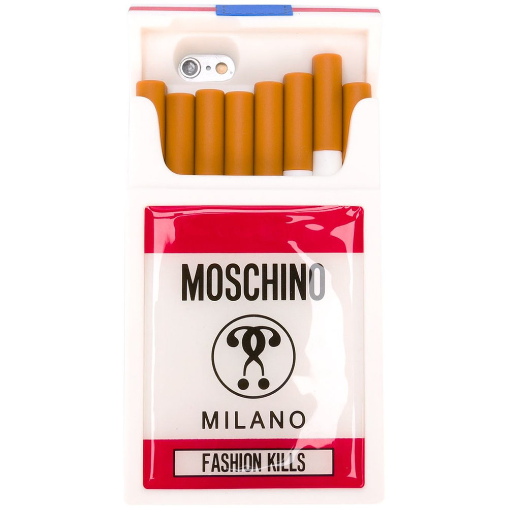 Moschino  Fashion Kills iPhone 6 case