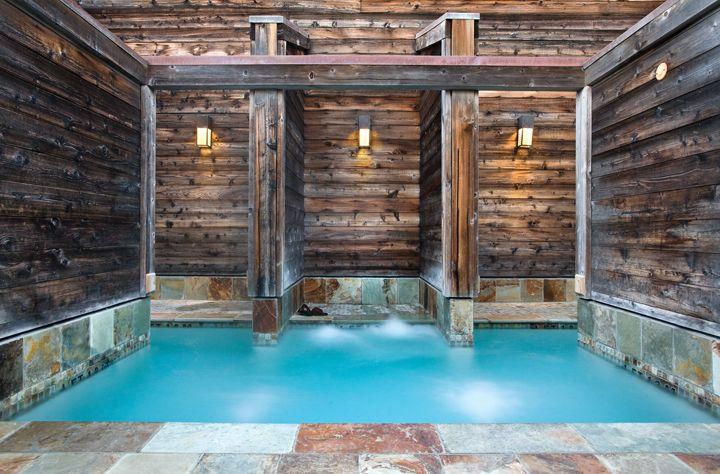Japanese Hot Baths at Ventana Inn + Spa.
