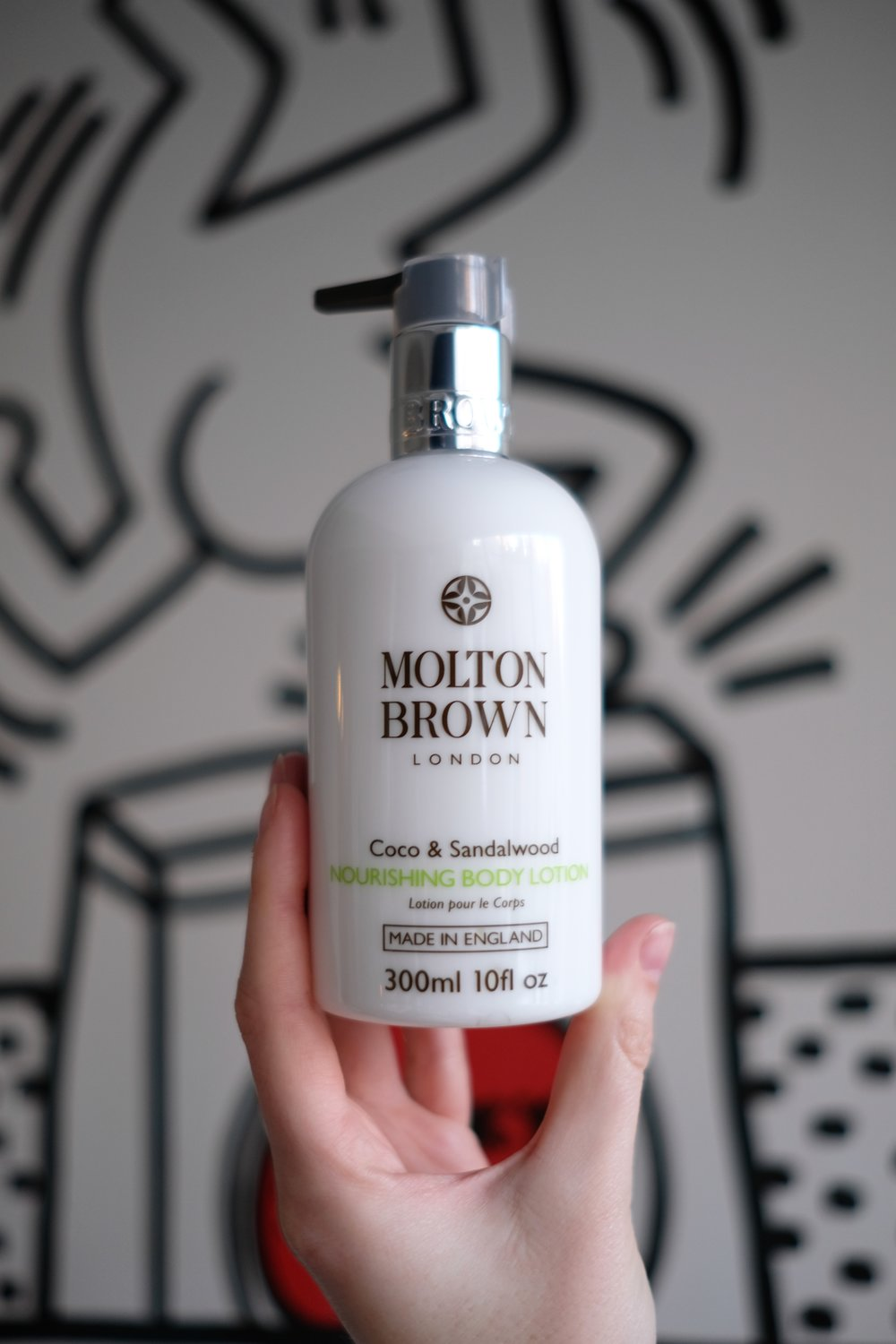 Coco & Sandalwood Body Lotion