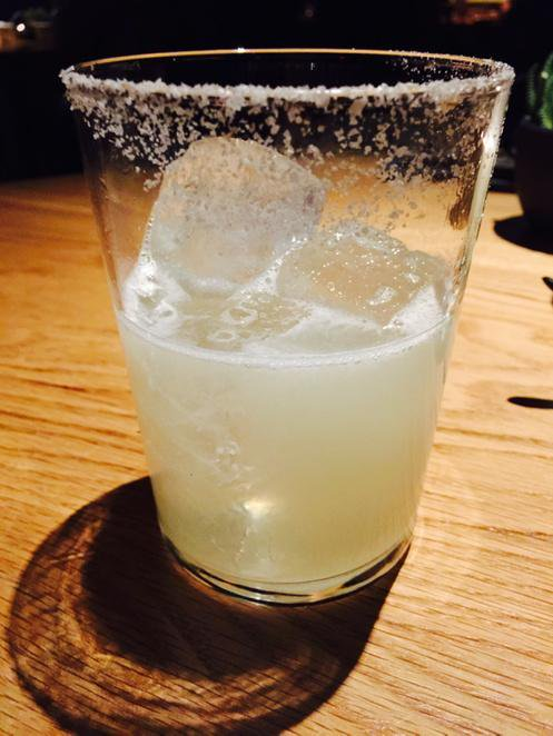 The transcendent Margarita