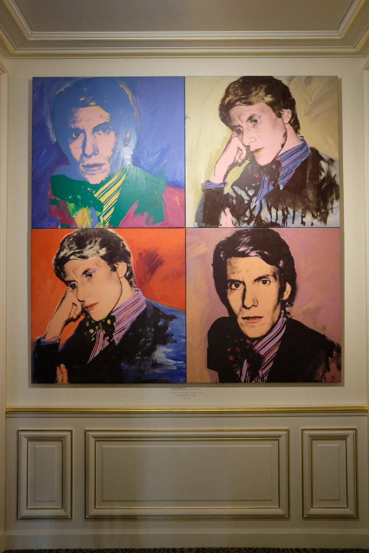 the Warhol!