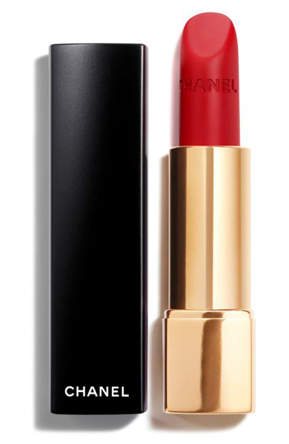 Chanel  Rouge Allure Velvet in 56 Rouge Charnel