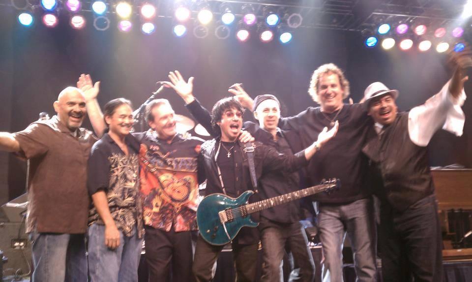 at Humphrey's in San Diego with Viva Santana.jpg