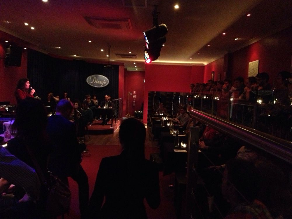 RMA AT DIZZYS IN 2013