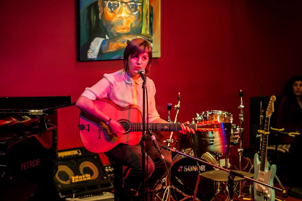 Olivia Hally at our 2013 event