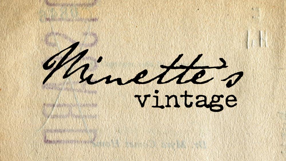minettes vintage
