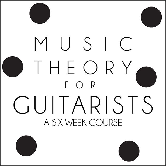 "STARTS TOMORROW NIGHT! FINAL SLOTS AVAILABLE:  In April we will be running a very special six week short course in music theory with guitarists in mind. Find a way out of the confusion! With an emphasis on practicality, clarity and simplicity, you will leave with a new roadmap of how music works. Playing guitar will never make more sense!  This course is formatted for everyone from Beginners to intermediate guitarists. If you only know a handful of chords but just don't know how everything ""fits together"" this is a perfect opportunity! We will start from the very first steps and each week connect more dots.  This course does NOT require you to be able to read music!  If you learn 'by ear' or by 'TAB' you will be at home here.  What are chords and how can a guitarist create their own?  What chords work together and why?  How do you make a chord progression? (it's easier than you think!) What are the overall principles that guitarists use when playing playing a solo, riff or guitar lick?  How to see and hear the simple patterns in every song you play.  Make sense of your guitar fretboard once and for all!  MUSIC THEORY FOR GUITARISTS A SIX WEEK COURSE  TUESDAY NIGHTS 7PM ONE HOUR SESSIONS STARTING MONDAY APRIL 10TH  LIMITED TO 10 PARTICIPANTS $120 FOR THE WHOLE COURSE  Instant bookings can be made from our website, under ""short courses"". Alternatively to take a place email, call us or message us directly on Instagram."
