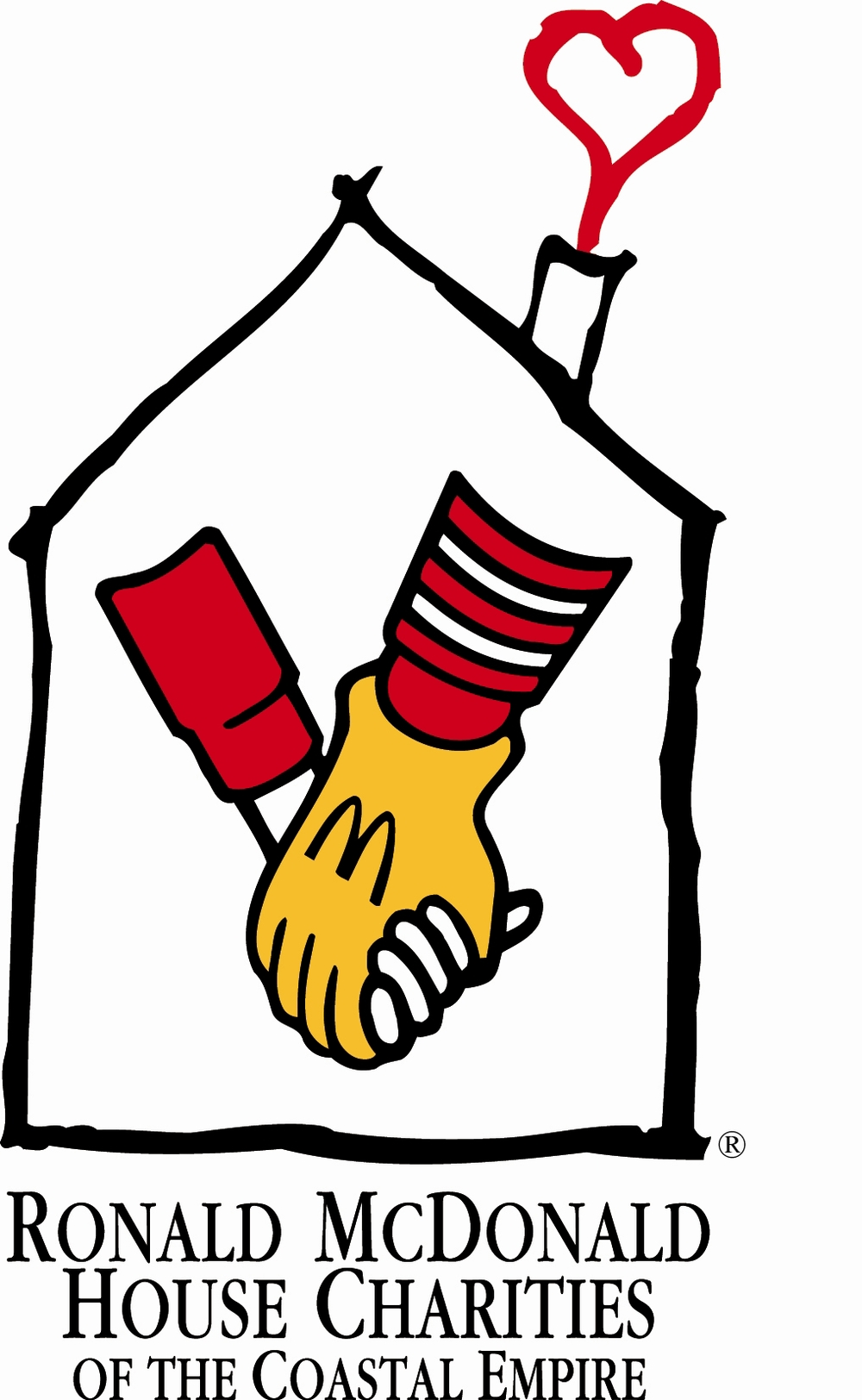 Copy of Ronald McDonald House Charities of the Coastal Empire