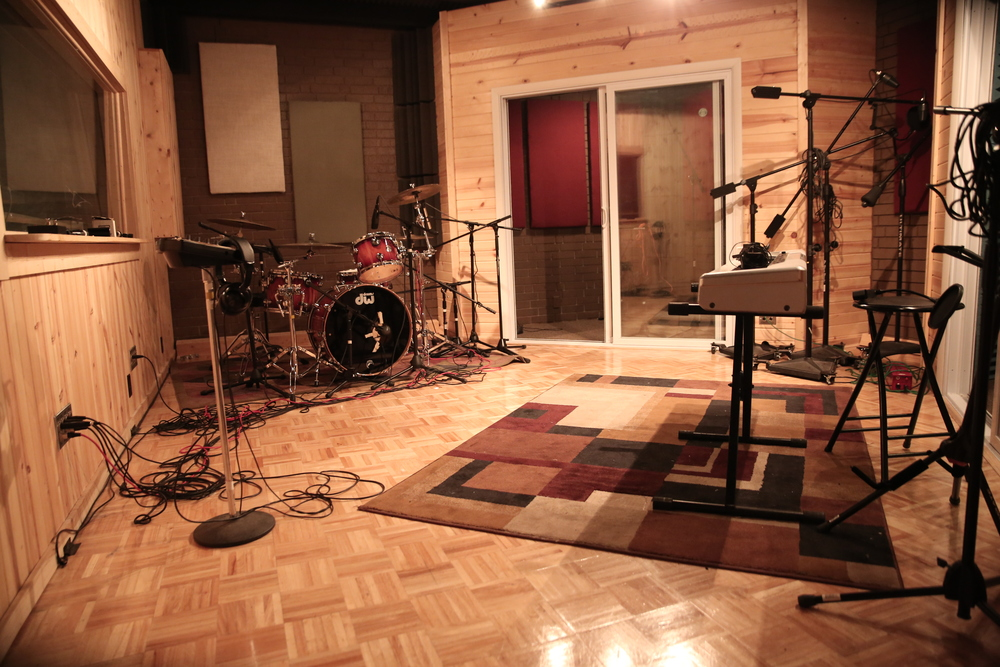 Recording Studio The Brickhouse Studios
