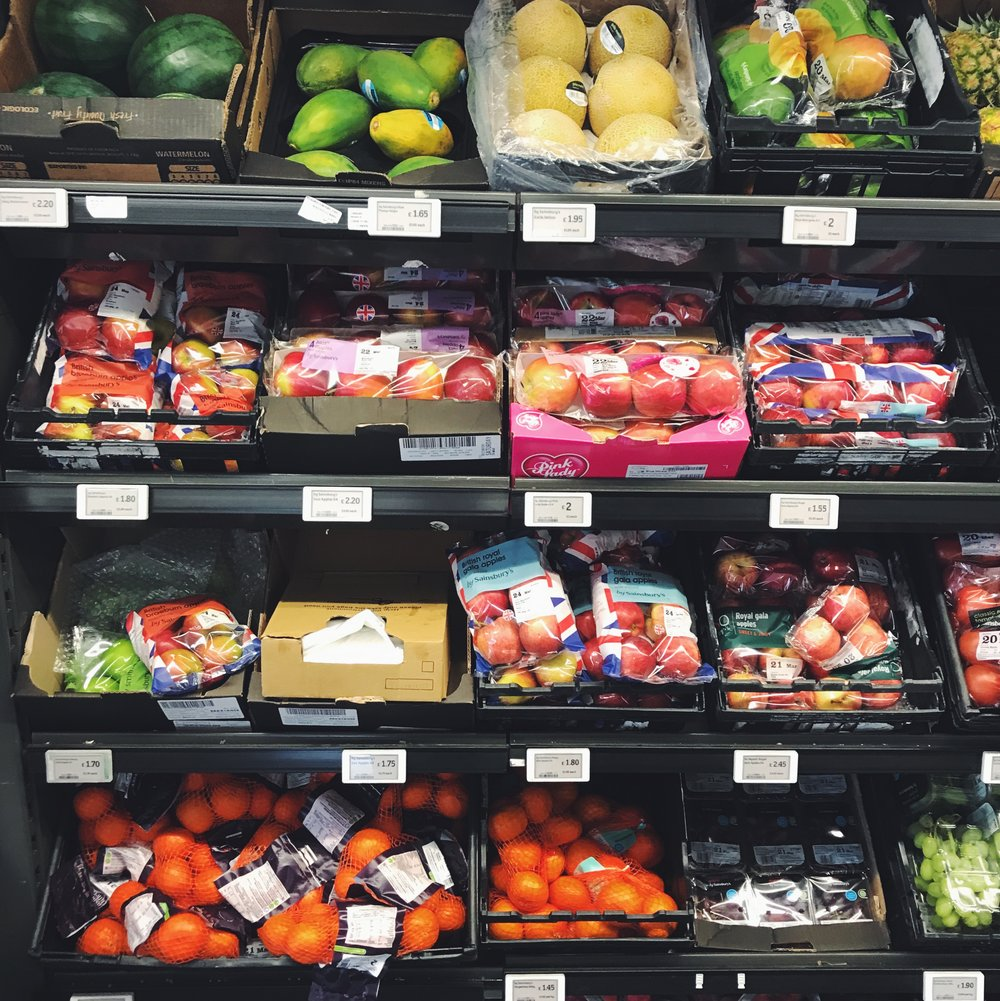 Express Groceries Produce