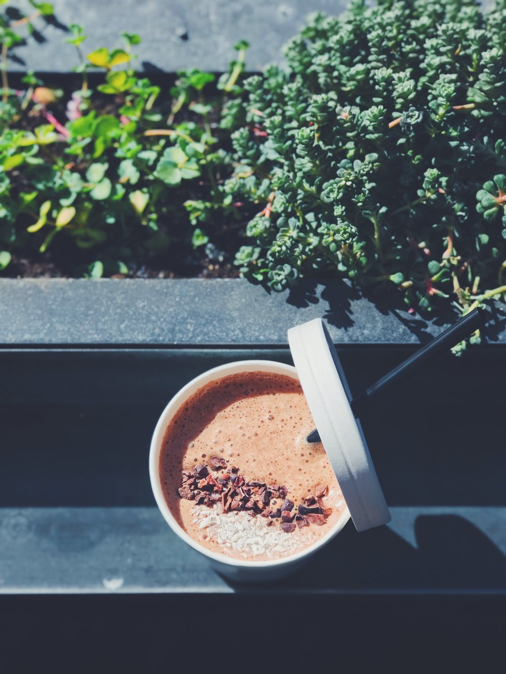 Chocolate Adaptogen Mylkshake
