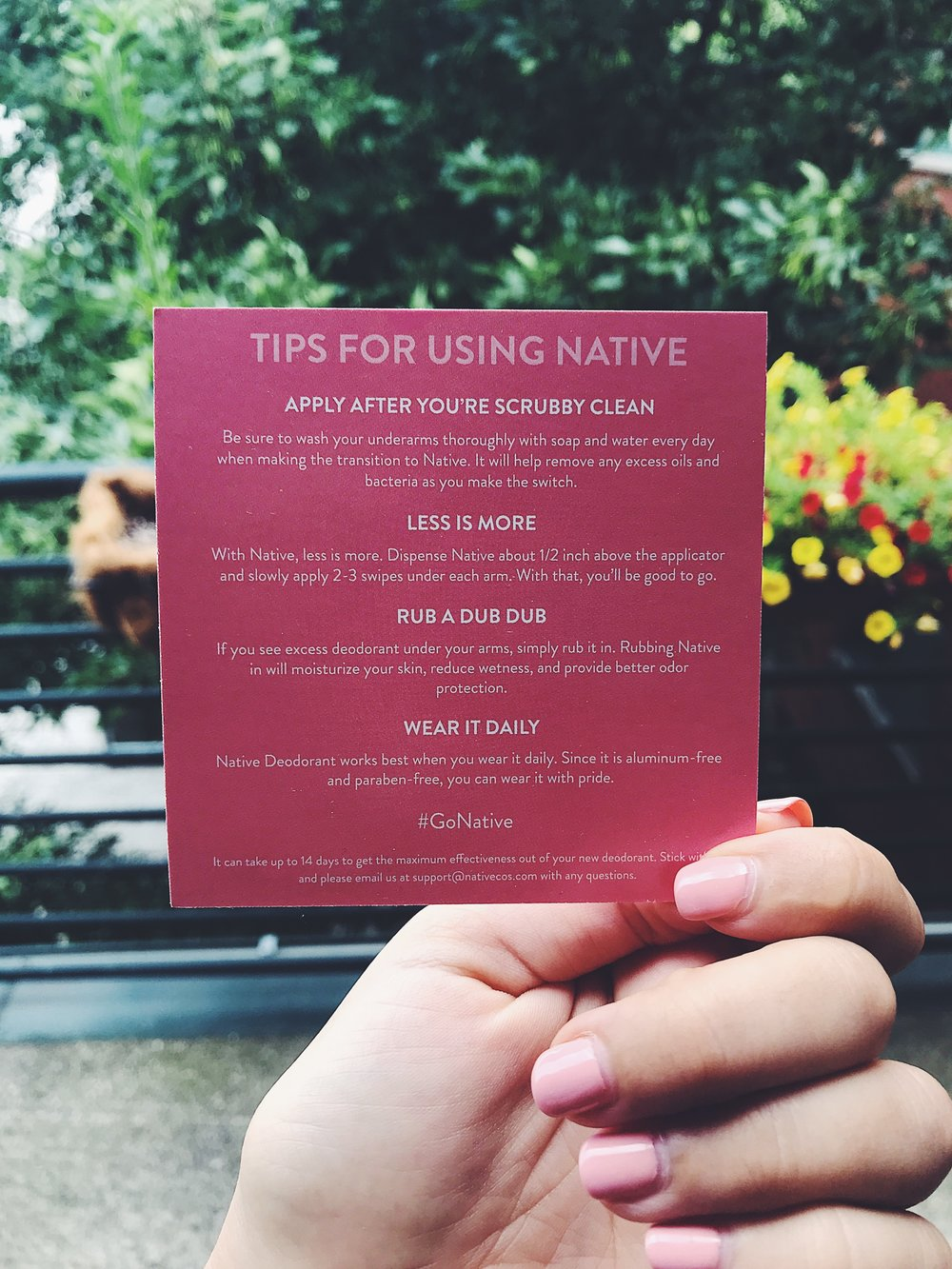 Helpful tips for switching from Native!