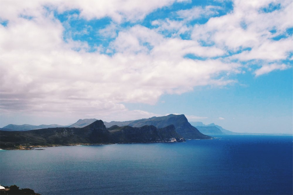 Views from the Cape of Good Hope