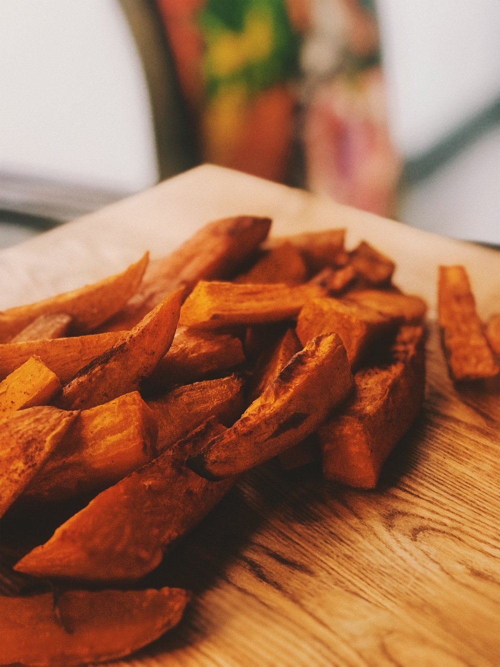 shed for the wed sweet potato wedges
