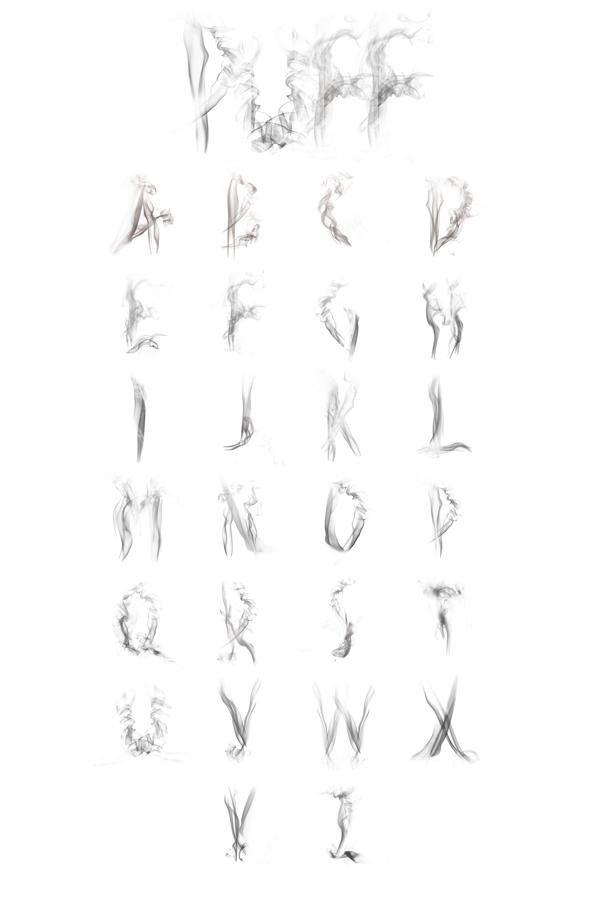 Typography Christopher DeBoer