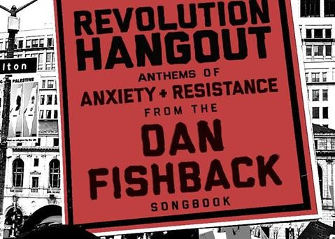 Revolution Hangout: Anthems of Anxiety and Resistance from the Dan Fishback Songbook at Joe's Pub - May 18, 2017   I worked alongside the producer, Steven Tartick, to bring this one night only event to Joe's Pub in New York City.