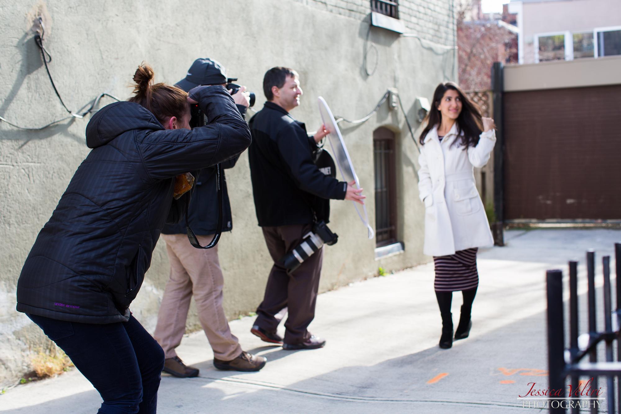 Washington, D.C. Engagement Shoot Jessica Veltri Photography