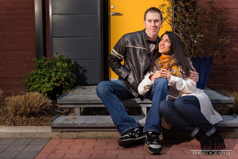Washington D.C. Engagement Session Jessica Veltri Photography