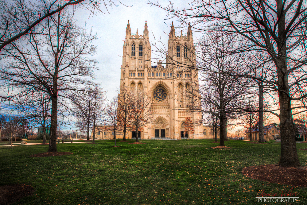 National Cathedral in Washington, D.C. - Jessica Veltri Photography
