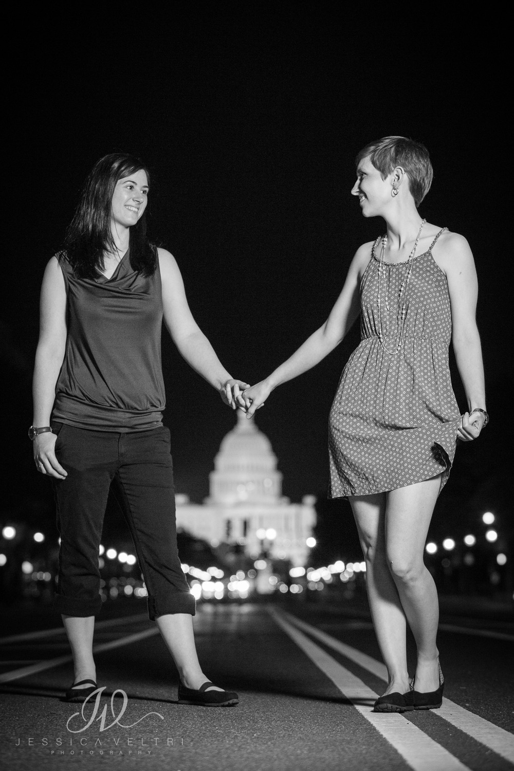 Washington D.C. Engagement Photographer