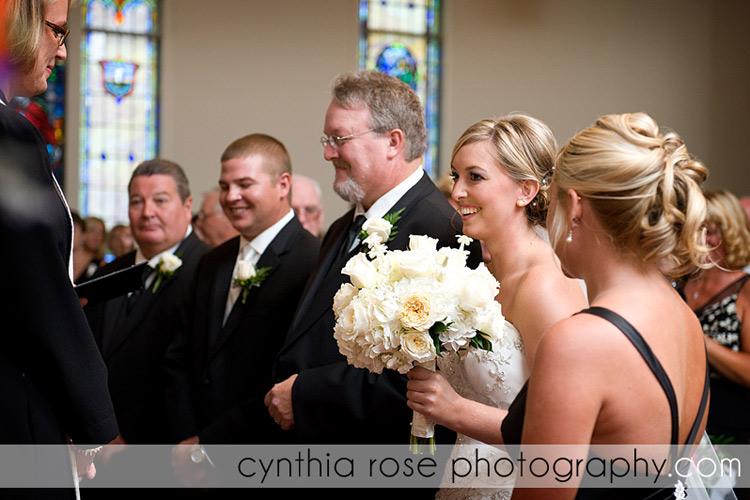 Dunes Club wedding | Cynthia Rose Photography