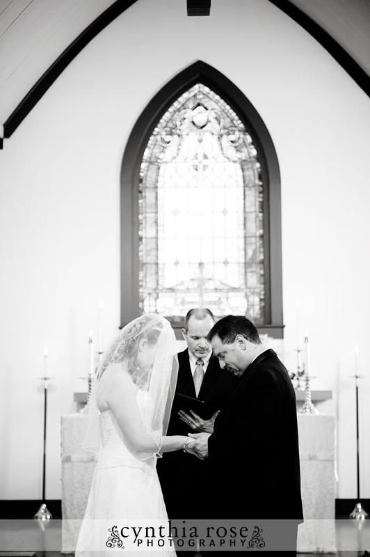 Kristin + Glen get hitched! — Cynthia Rose: North Carolina