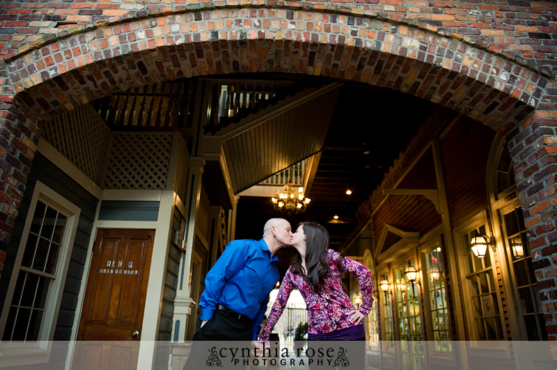 Wilmington NC engagement session | Cynthia Rose Photography
