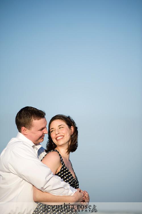 Wrightsville Beach engagement photos