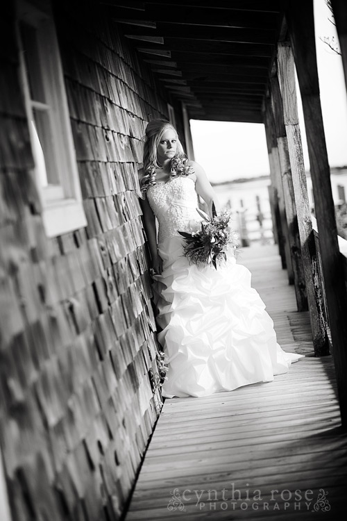 Swansboro NC Bridal Portraits