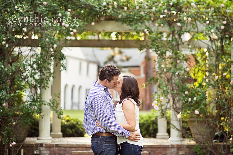 Southern Pines NC engagement photography